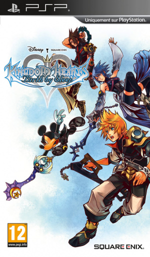 Kingdom Hearts : Birth by Sleep sur PSP