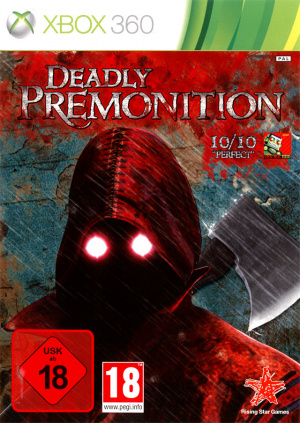 Deadly Premonition sur 360