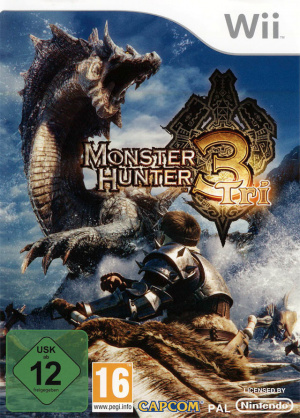 Monster Hunter 3 sur Wii