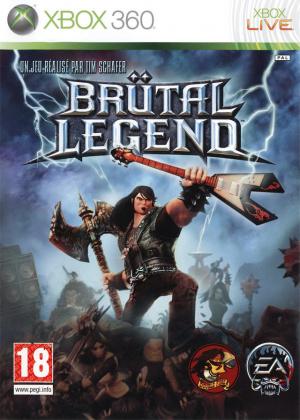 Brütal Legend sur 360
