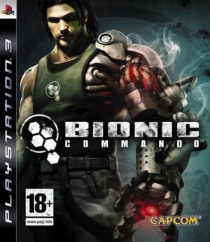 Bionic Commando sur PS3