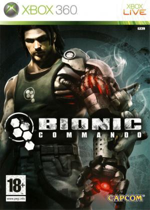 Bionic Commando sur 360