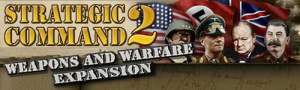 Strategic Command 2 : Weapons and Warfare Expansion sur PC