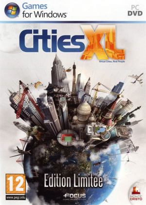 Cities XL sur PC