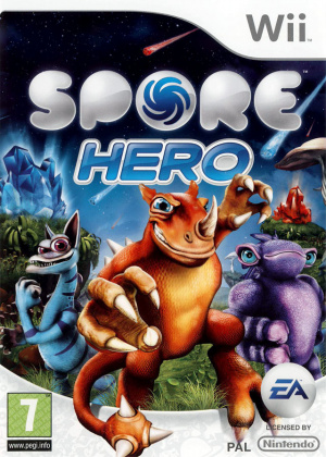 Spore Hero sur Wii