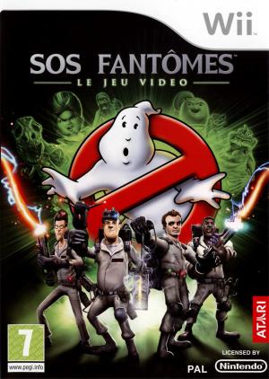 S.O.S. Fantômes : Le Jeu Vidéo sur Wii