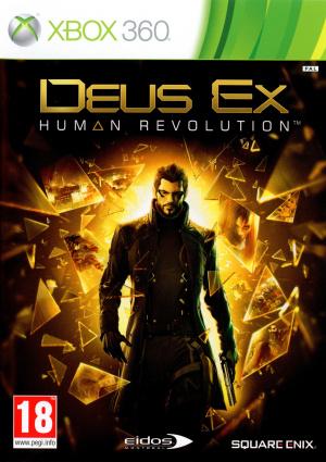 Deus Ex : Human Revolution sur 360