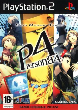 Persona 4 sur PS2