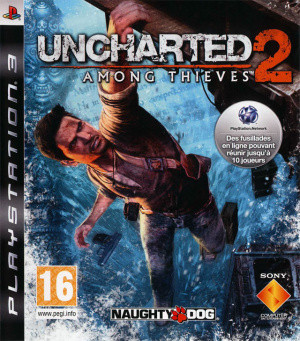 Uncharted 2 : Among Thieves sur PS3