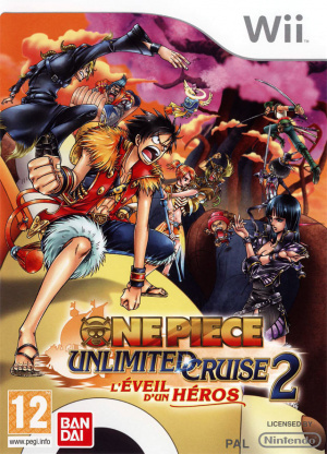 One Piece Unlimited Cruise 2 : L'Eveil d'un Héros sur Wii
