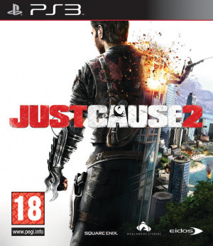 Just Cause 2 sur PS3