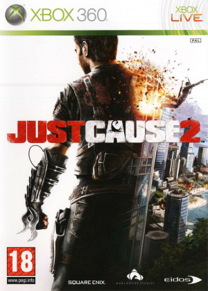 Just Cause 2 sur 360