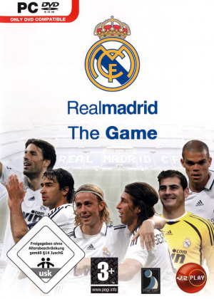 Real Madrid : The Game sur PC