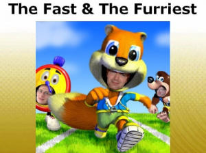 The Fast and the Furriest sur 360