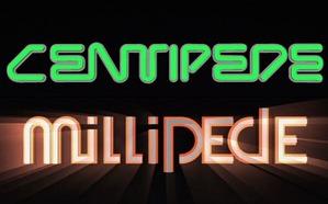 Centipede et Millipede sur 360
