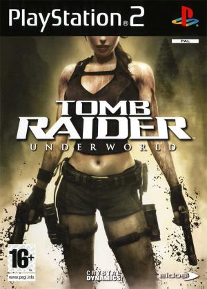 Tomb Raider Underworld sur PS2