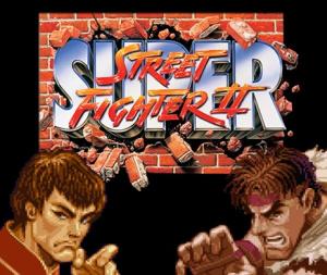 Super Street Fighter II : The New Challengers sur Wii
