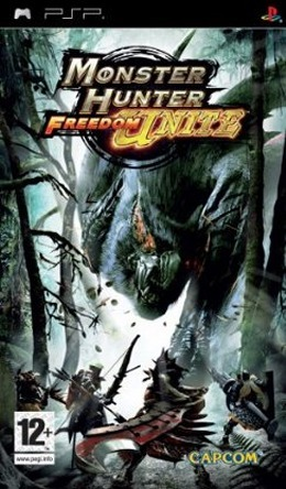 Monster Hunter Freedom Unite sur PSP