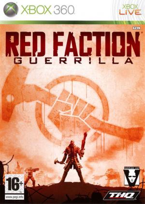 Red Faction : Guerrilla sur 360