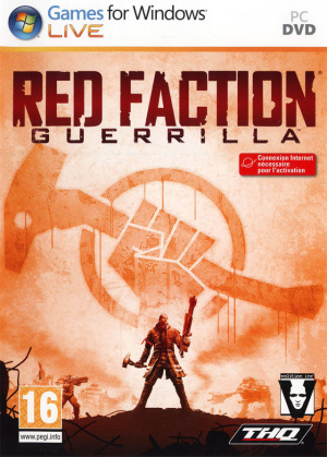 Red Faction : Guerrilla sur PC