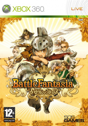 Battle Fantasia sur 360