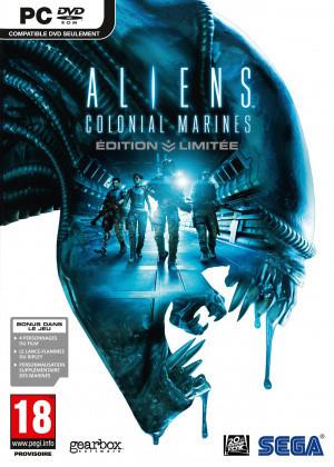 Aliens : Colonial Marines sur PC