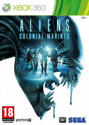 Aliens : Colonial Marines sur 360