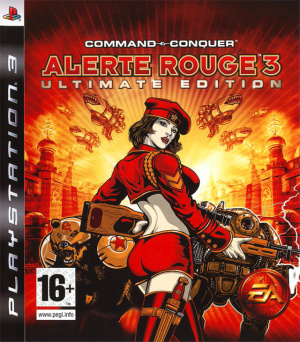 Command & Conquer : Alerte Rouge 3 : Ultimate Edition sur PS3