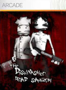 The Dishwasher : Dead Samurai sur 360