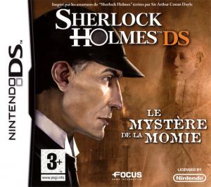 Sherlock Holmes DS : Le Mystère de la Momie