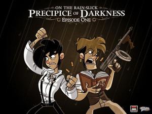 Penny Arcade Adventures : On the Rain-Slick Precipice of Darkness Episode One sur 360