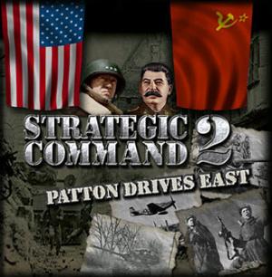 Strategic Command 2 : Patton Drives East sur PC