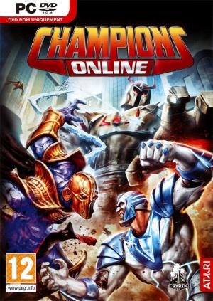 Champions Online sur PC