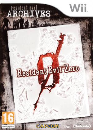 Resident Evil 0 sur Wii