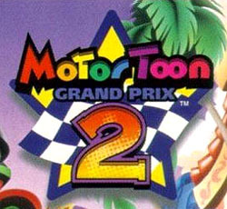 Motor Toon Grand Prix 2 sur PS3
