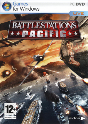 Battlestations : Pacific sur PC
