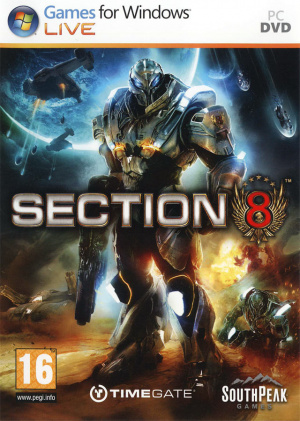 Section 8 sur PC