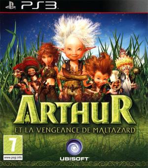 Arthur et la Vengeance de Maltazard sur PS3