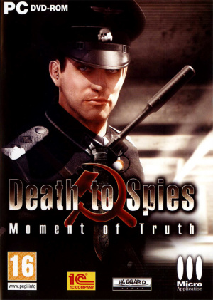 Death to Spies : Moment of Truth sur PC