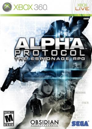 Alpha Protocol sur 360