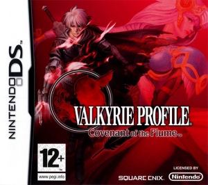 Valkyrie Profile : Covenant of the Plume sur DS