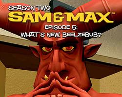Sam & Max : Episode 205 : What's New Beelzebub ? sur PC