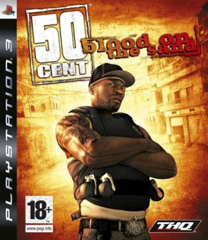 50 Cent : Blood on the Sand sur PS3