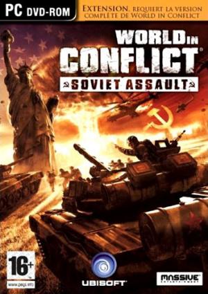 World in Conflict : Soviet Assault sur PC