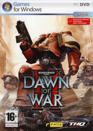 Warhammer 40.000 : Dawn of War II sur PC