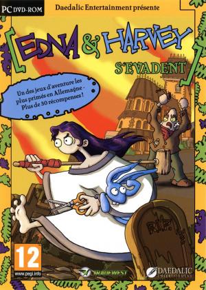 Edna & Harvey s'Evadent