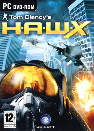 Tom Clancy's HAWX 1 (PC)