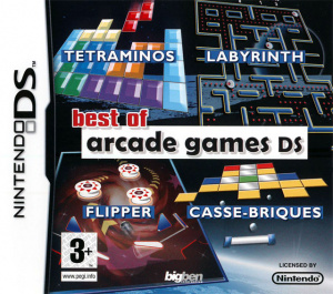 Best of Arcade Games DS sur DS