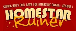 Strong Bad's Cool Game for Attractive People : Episode 1 : Homestar Ruiner