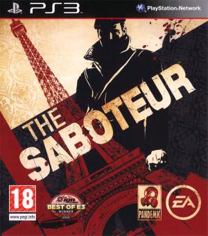 The Saboteur sur PS3